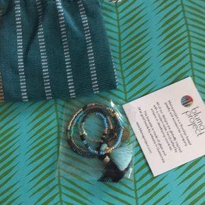 Jewelry - Blume project Capri bracelets